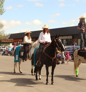 High River Parade